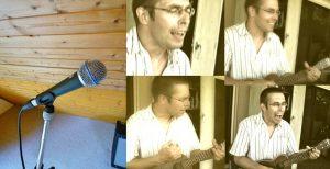 Singen und Liedbegleitung